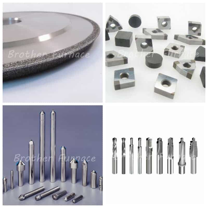 Diamond Tools, PCD tools, CBN tools Brazing