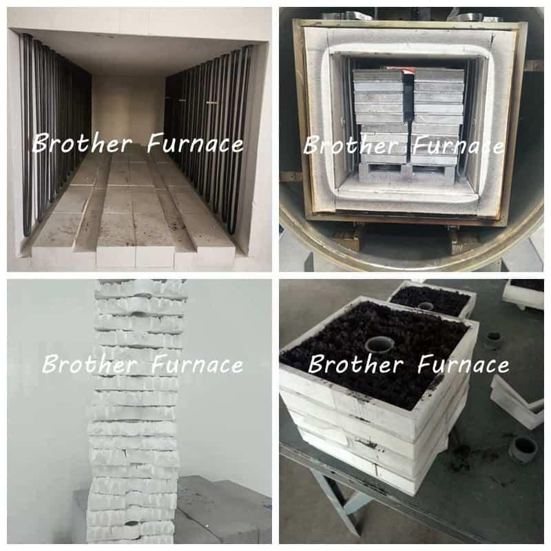 Silicon Nitride Powder production