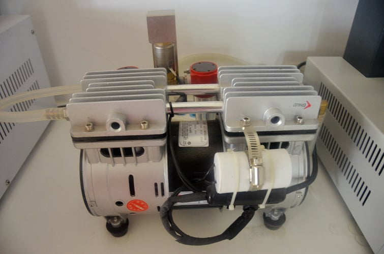 T-Run dental vacuum porcelain furnace -3