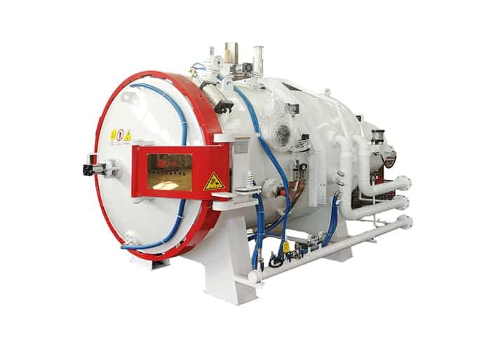 Vacuum gas quenching furnace -1