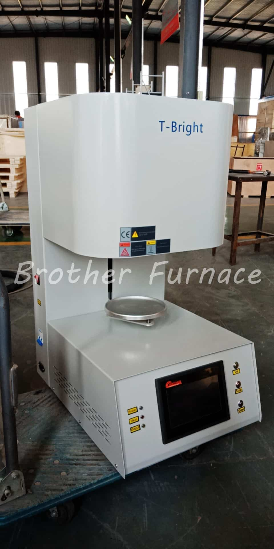 dental zirconia sintering furnace t-bright