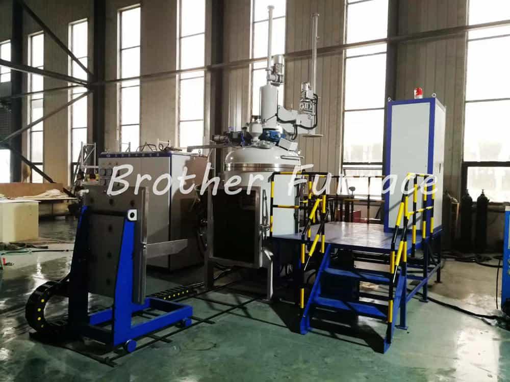 vacuum induction melting furnace -3