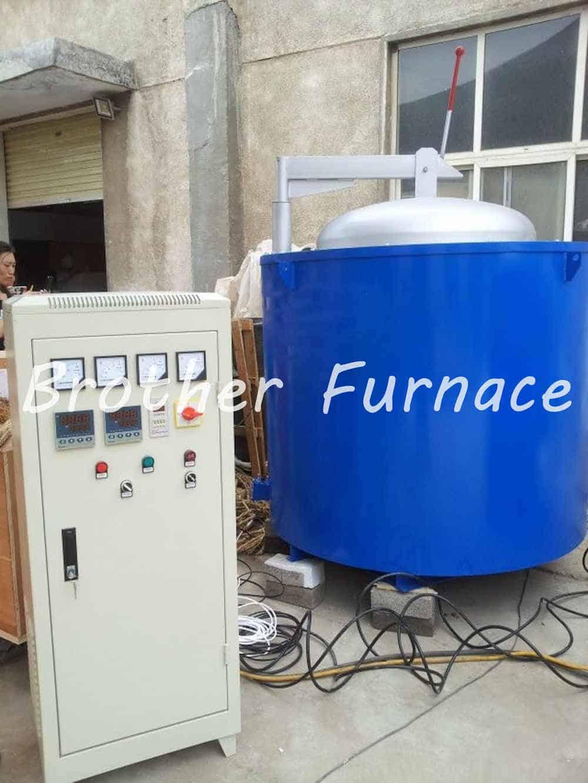 alumina melting crucible furnace