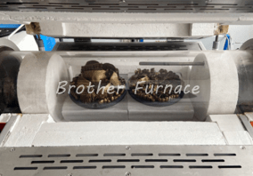 dental soft metal sintering furnace