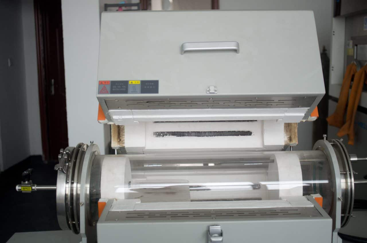 dental soft metal sintering furnace chamber