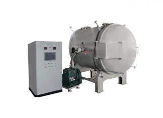 Silicon-Nitride-Powder-Vacuum-Synthesis-Furnace