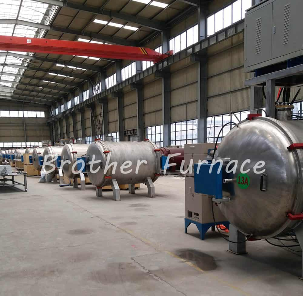 Silicon-Nitride-Powder-Vacuum-Synthesis-Furnace-in-factory