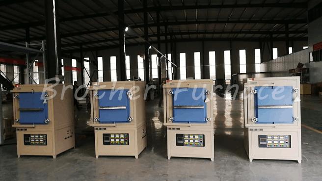 Moissanite heating furnace